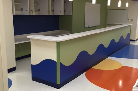Plastics Relocation - Children's Mercy Hospital - Kelly Construction