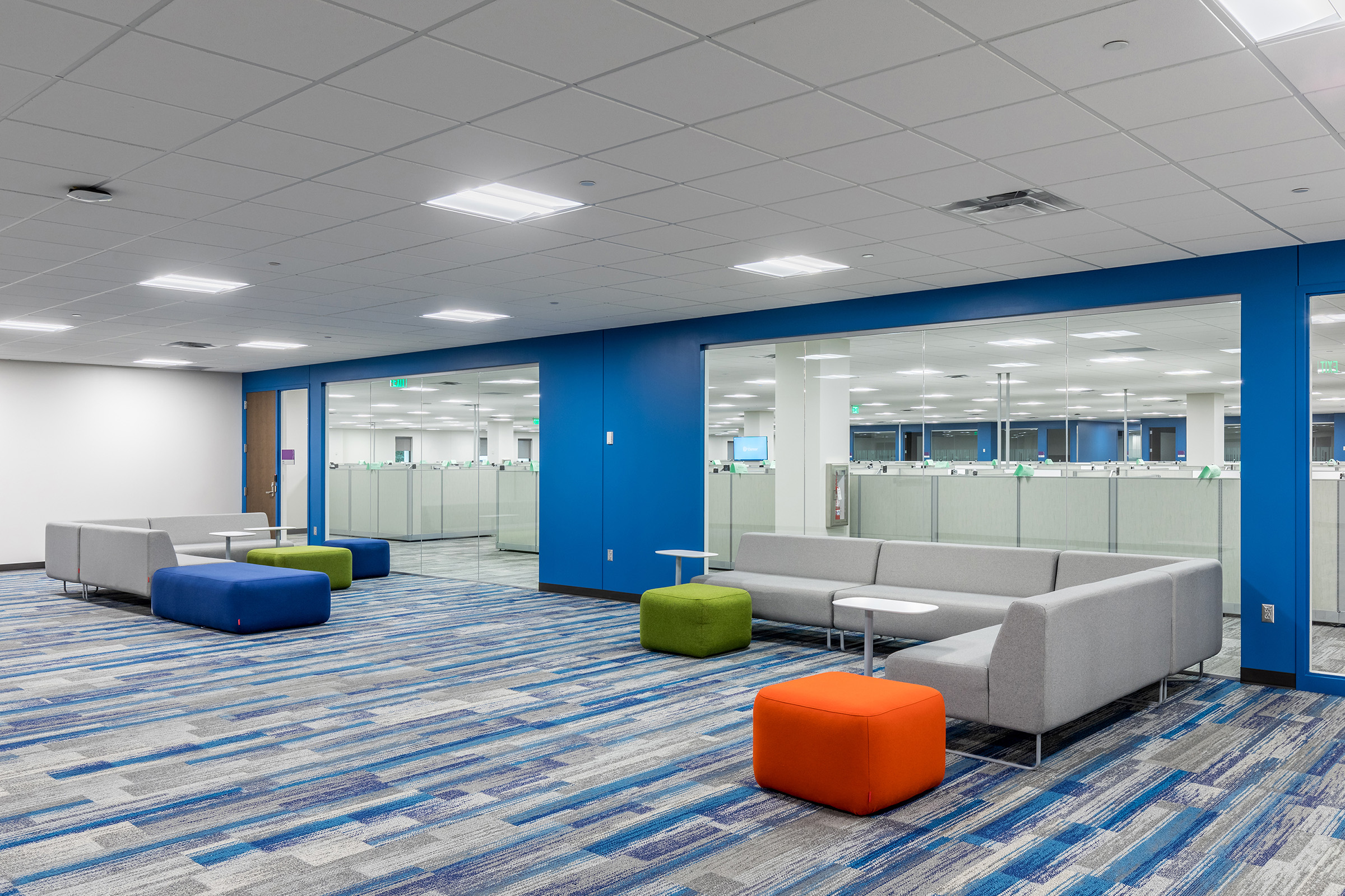 Cerner Office Building - Kelly Construction Group Kansas City