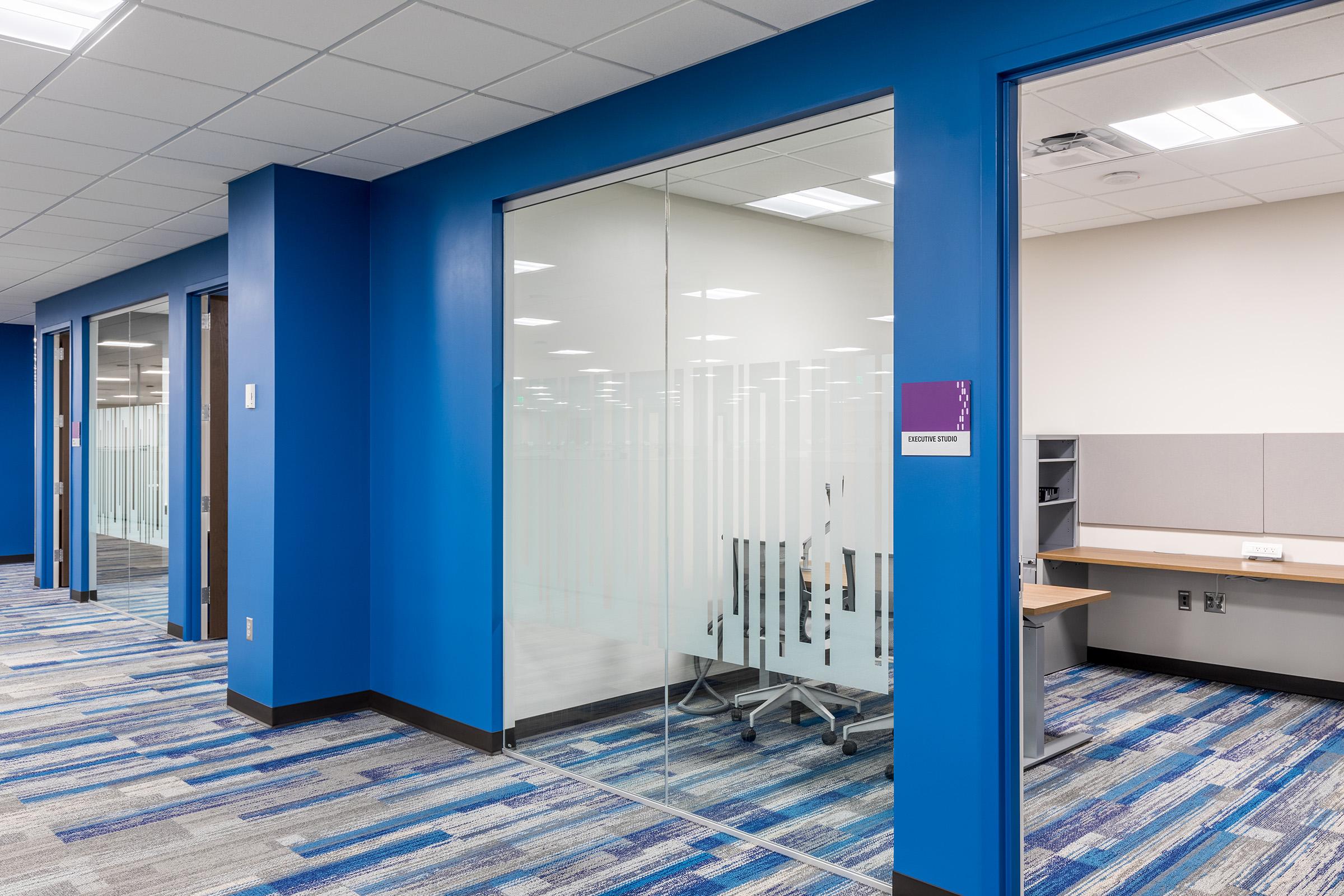 Cerner Office Building - Kelly Construction Group Kansas City